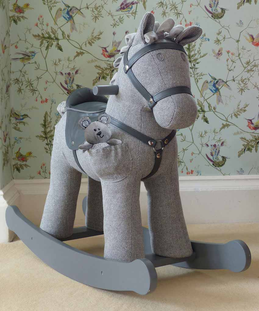 Stirling & Mac Rocking Horse